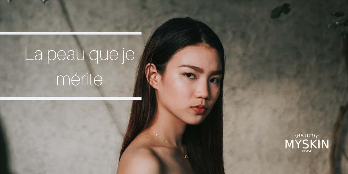 Mon institut de beauté à Genève préserve ma peau, il connait ses caractéristiques. Les peaux asiatiques ne sont pas faciles à traiter. Il faut une bonne dose de connaissance pour apporter des soins de qualité daont la peau se souviendra longtemps. L'institut MYSKIN, spécialiste en soins du visage sait parfaitement répondre aux besoins de la femme asiatique en matière de beauté et d'esthétique. Votre esthéticienne vous renseignera sur les dernières évolutions disponibles pour votre peau. Pour un teint unifié et durable.